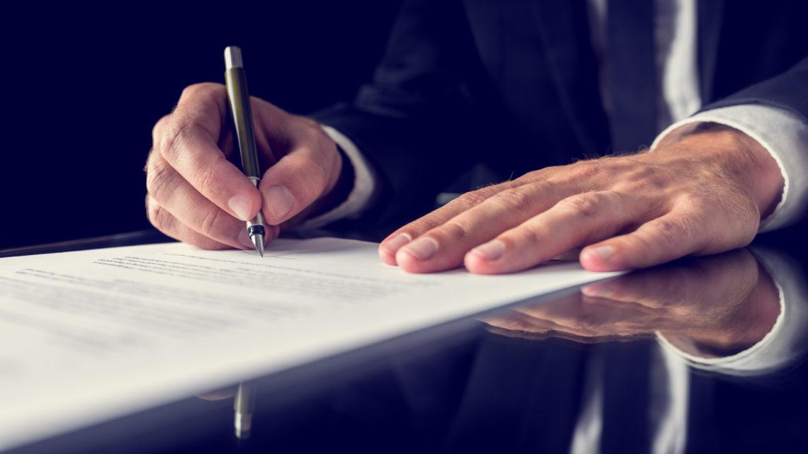 Les situations pour lesquelles l'intervention du notaire est nécessaire